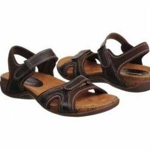 Naturalizer Monteda Brown Sandals Size 10M